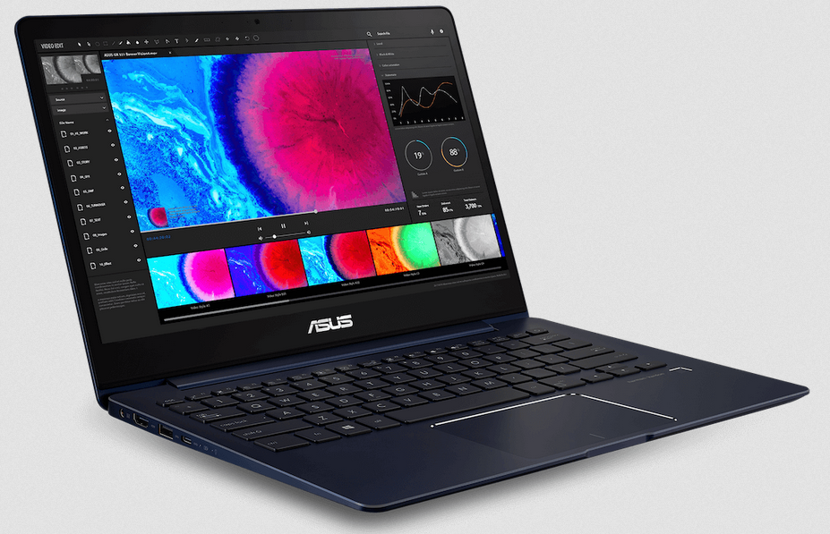ASUS ZenBook13 スペック