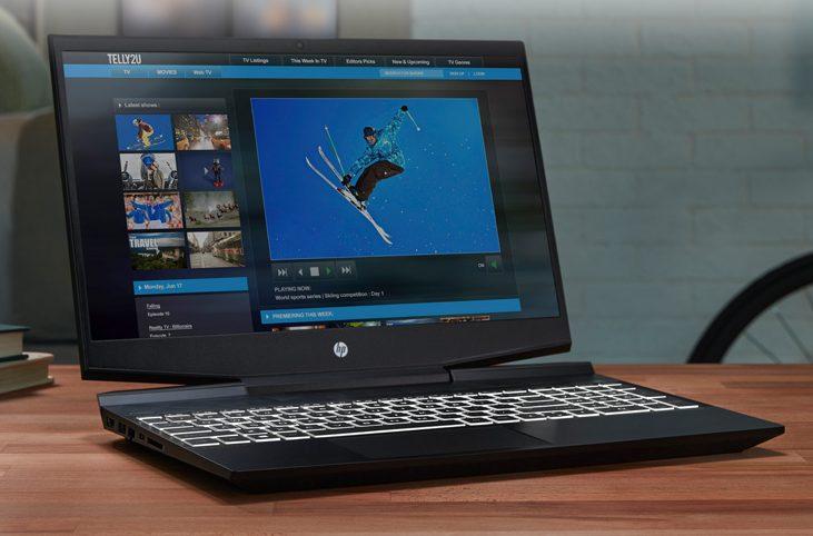 HP Pavilion Gaming 15クリエイターモデル