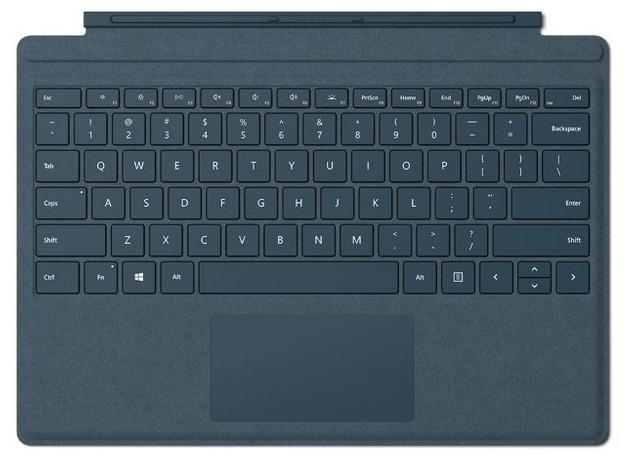Surface Pro 6 タイプカバー コバルトブルー